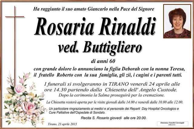Rinaldi Rosaria