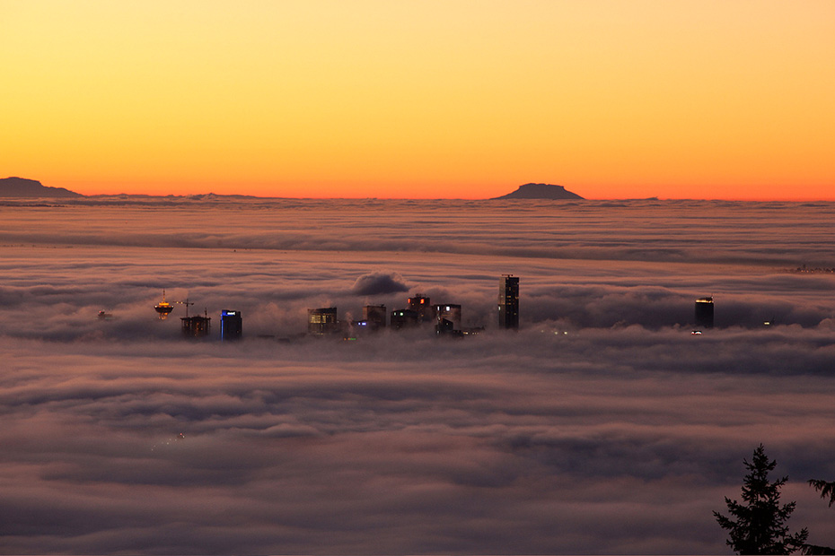'Vancity' becomes 'Cloud City'