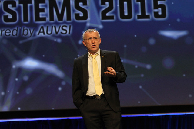 AUVSI's Unmanned Systems 2015