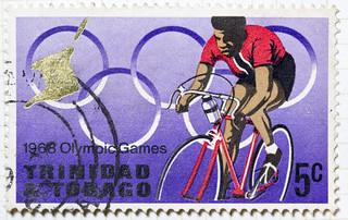 1968 Olympics Cycling 5