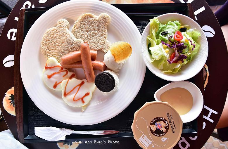 台中泰迪熊主題餐廳咖啡館07