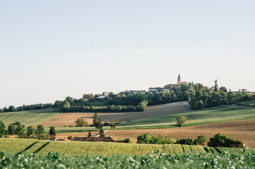 Dans le Gers, rando, bistro, loto - carnet de voyage France