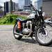 Custom Kawasaki by Eric Flexyourhead