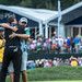 2016 PGA Championship - Jimmy Walker and Caddie