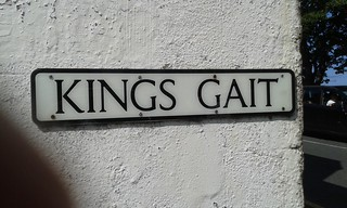 Kings Gait o Girvan