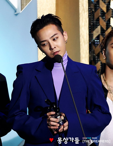GDREIRA G-Dragon TOP GAON Awards 2016-02-17 (32)