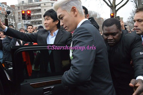 TOP - Dior Homme Fashion Show - 23jan2016 - StarshootinP - 05