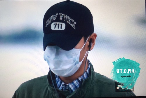 Big Bang - Incheon Airport - 27nov2015 - Utopia - 01