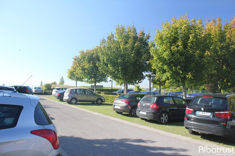 photo du golf Crécy Golf Club - Practice - Putting green