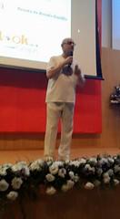 Mauro falando agora no III Encontro Nacional ABPR sobre regressões difíceis. ...