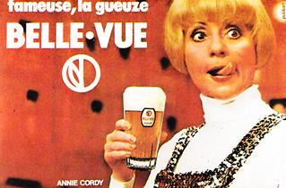 Pub Belle-Vue Annie Cordy