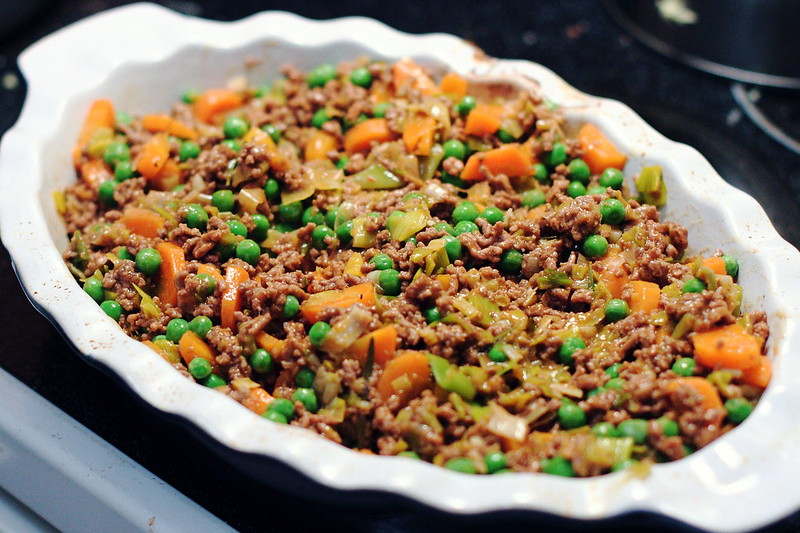 Sunday Dinner: Shepherd's Pie