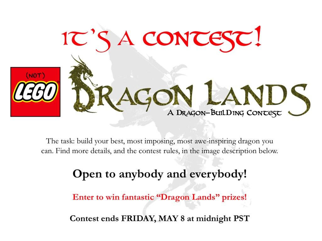 A Dragon-Building Contest