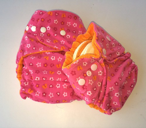 Bumstoppers Ai2 diapers-your choice of MiniBum/Newborn