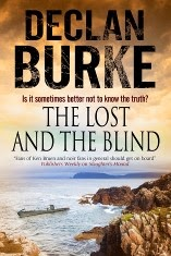 Declan Burke, The Lost and the Blind