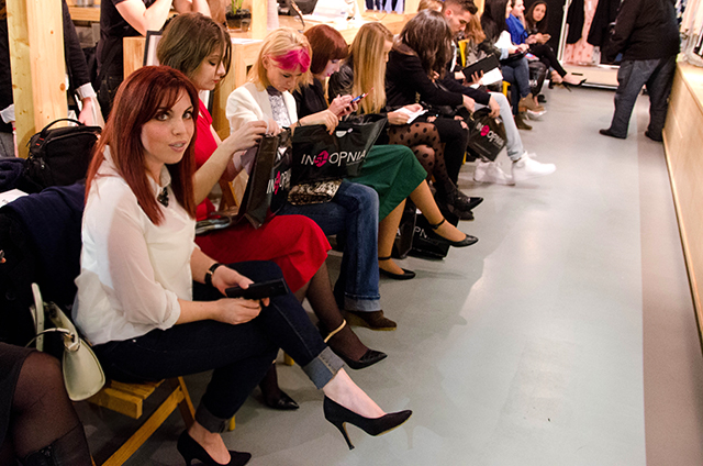 MVESblog, front row