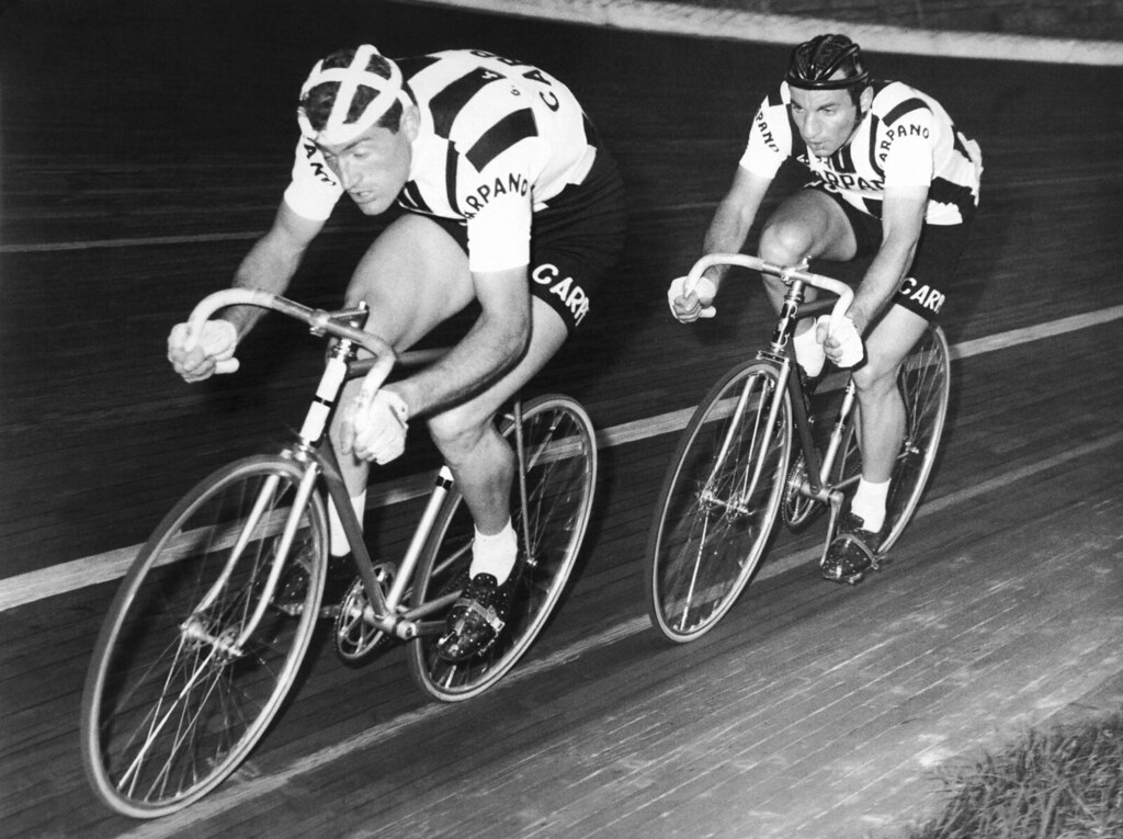 6 Giorni Di Milano 1964 - Omnium Palasport