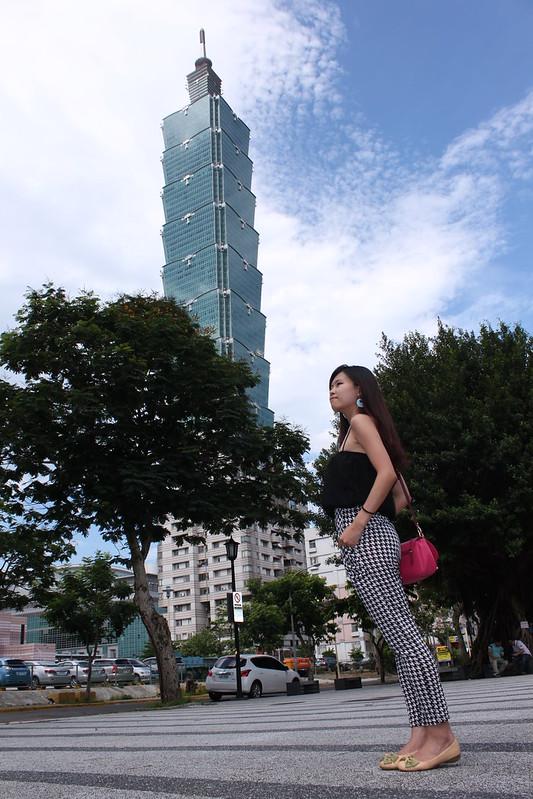 17度C大陸沙發客-TAIPEI-101四四南村-好丘 (14)