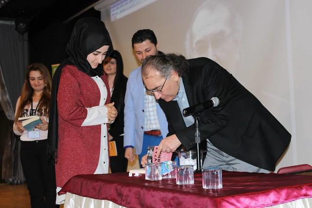 Prof. Dr. Tarhan ve Prof. Dr. Atasoy genç psikologlarla buluştu. 3