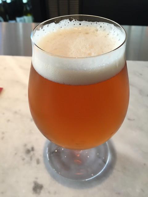 Leffe Blonde beer - Monsieur Benjamin