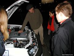 2006-01-28 Marc Geller EV Night at Peak Oil Meeting