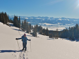 Sanja in the Sawatch Mountains