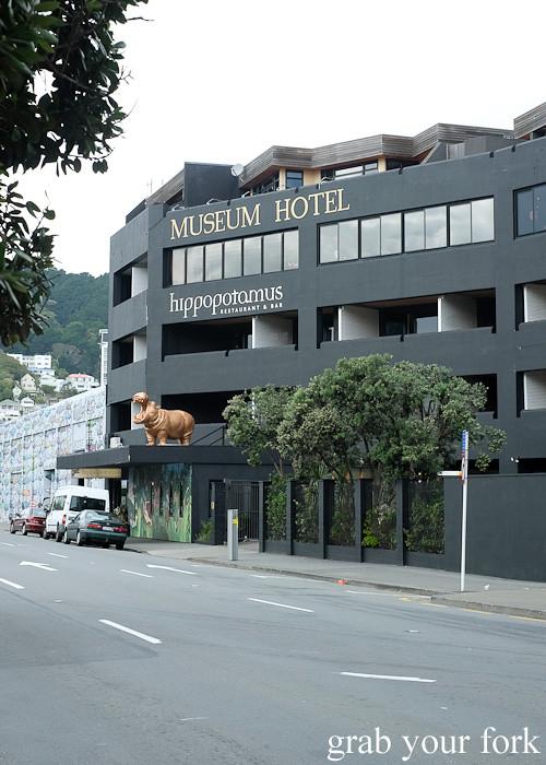 Museum Hotel, Wellington