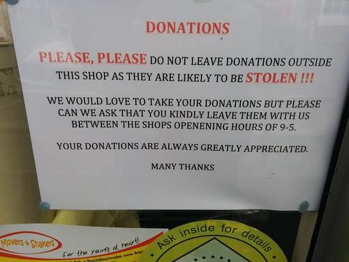 Shops Openening Hours