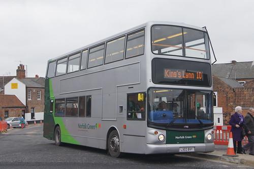 SC Norfolk Green 17785 LX03 BVY