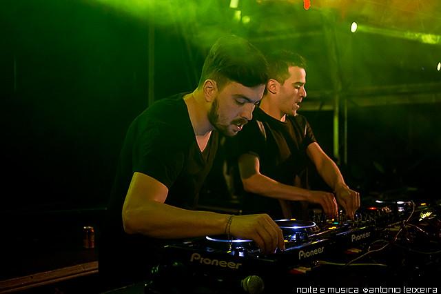 Jonh Mayze & Miguel Faria - Noites da Queima Porto '15