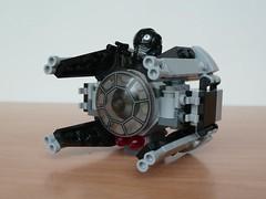 LEGO 75031 LEGO STAR WARS TIE Interceptor Microfighter Serie 1