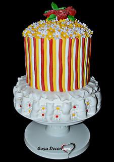 Torte - 94 - Torta Margherite