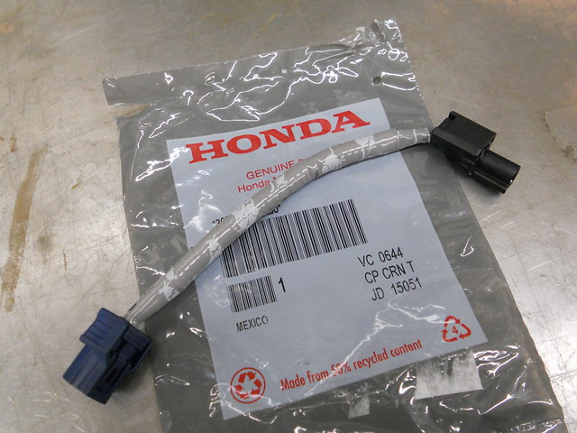 Genuine Honda Accord Pilot Odyssey Ridgeline Engine Knock