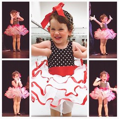 :sparkles:It's showtime for this little lady! :sparkles: Thanks for the pic @xoirenejoy