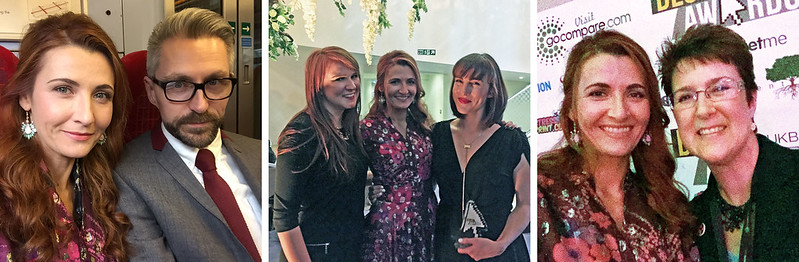 The UK Blog Awards - Not Dressed As Lamb, Silver Londoner, Pretty Posh Oh My Gosh, The Fairy Blog Mother
