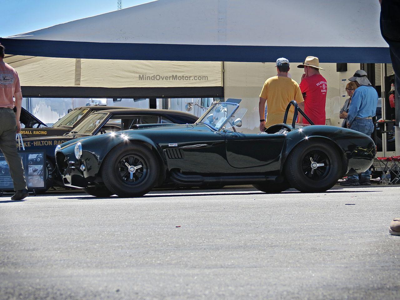 Shelby Cobra 427 Laguna Seca