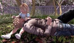 .. a child's love ..