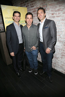 Adam Wolfberg, John Weiner, Michael Axelrod