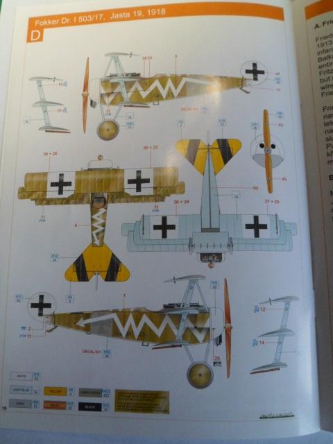 Ouvre-boîte Fokker DR.I  [Eduard 1/72] 17237683851_1abe0ce2dc_o