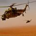 Afghan Air Force Mi-35 helicopters قوای هوائی افغانستان by RA.AZ