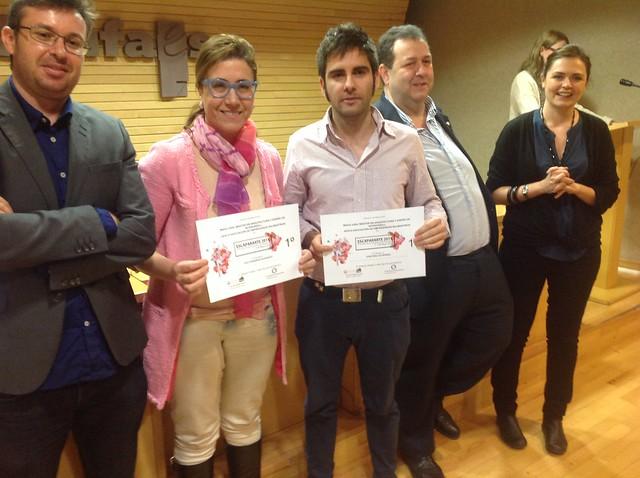 Primer Premio: Colchonería Blázquez