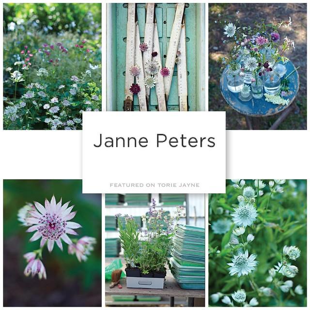 Pretty Gardening from Janne Peters