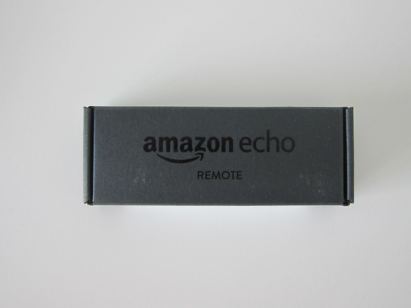 Amazon Echo Voice Remote - Box Front