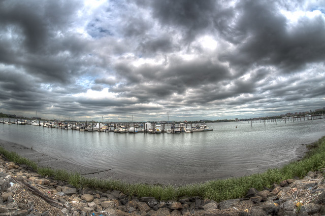 Boats and Clouds