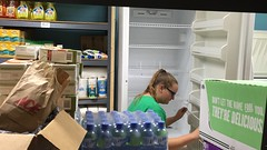 Preparing the FHL Training Pantry