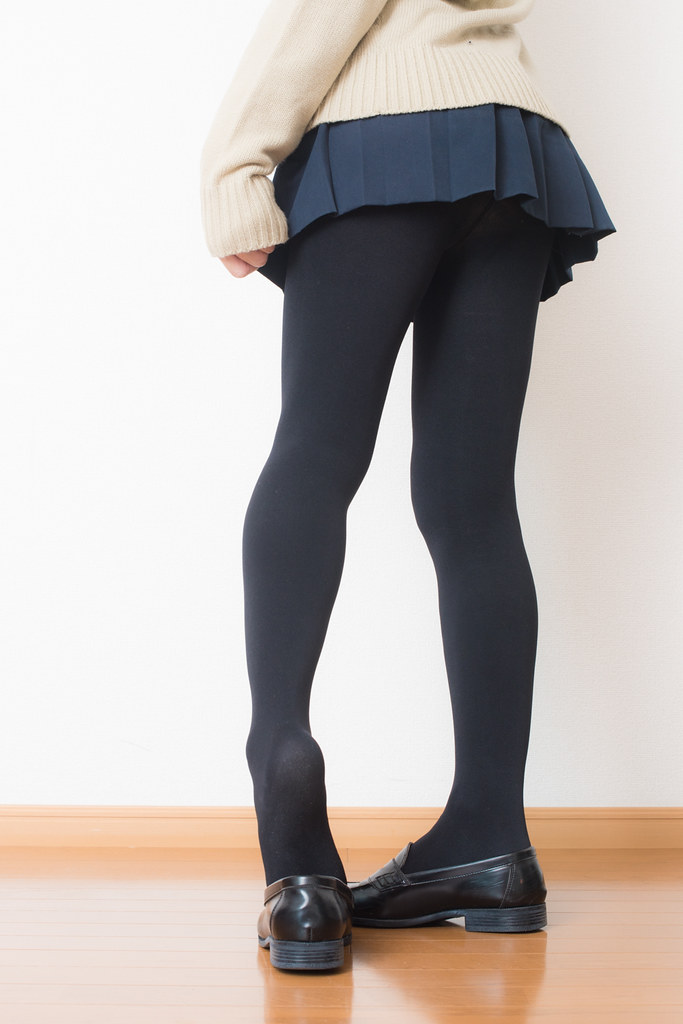 Idea something black miniskirt e black pantyhose opinion you