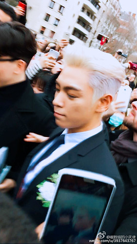TOP - Dior Homme Fashion Show - 23jan2016 - 3937643767 - 08