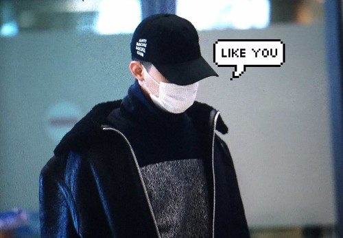 Big Bang - Incheon Airport - 07dec2015 - likeyou_GD - 03