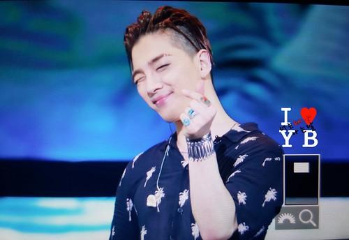 BIGBANG FM Guangzhou Day 1 2016-07-07 Taeyang (3)
