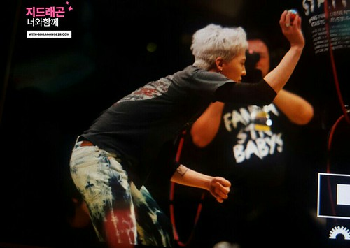 Big Bang - FANTASTIC BABYS 2016 - Nagoya - 01may2016 - With G-Dragon - 02